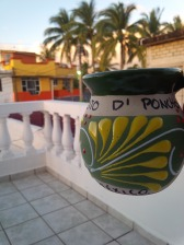 A housewarming gift from Rinconcito de Poncho in Bucerias